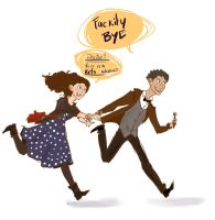 12th doctor by silvermoonlioness