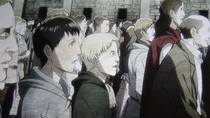 Reiner and Bertolt appear in ep 2 in AOT by TheDJWolfie