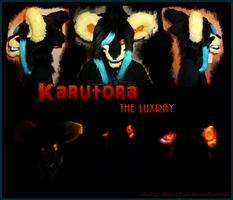 Karutora the Fursuit Version by LuxuryCat