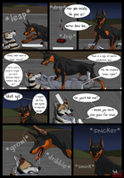 *Fight or Die* Chapter 1 Page 17 by LupusAvani