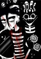 Johnny the Homicidal Maniac by AnnSanityOo