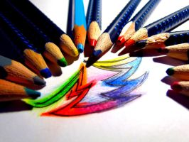 colors of the rainbow by Riferthy