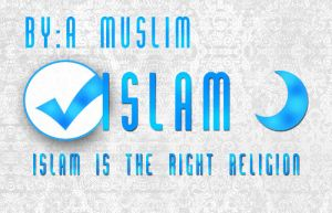 islam is the right religion by awt-wahab