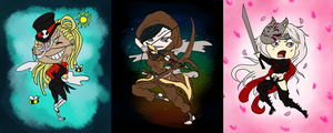 Gaia Requests: 7 out of 7 by ThisTeaIsTooSweet
