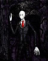 Slenderman by Destiny-Kaspar