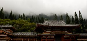 Byodo-In Temple 02 by megamandos
