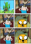 Adventure Time Z chap.1 page 4 by MarcosLucky96