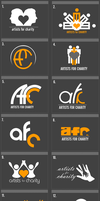 Simple Logos - AFC Contest by S0lem