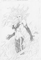 Dark Phoenix 003 by jgledson