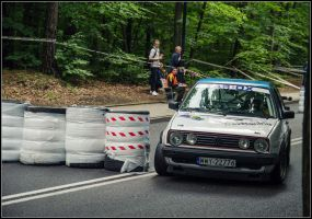 VW Golf mk2 on a GSMP Race by KacperJ