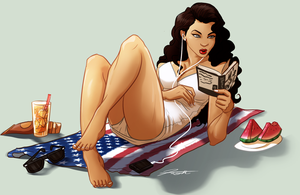 Fourth of July by DJCoulz