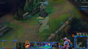 Cottontail Fizz Overlay New HUD by Kireaki
