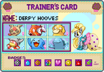 Gym Leader Derpy Hooves by Kiddysa-NekoVamp