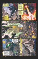 Godzilla Rulers of Earth issue 6 - pg3 by KaijuSamurai