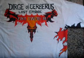 Dirge of Cerberus - Shirt2 Bk by Jyuugo
