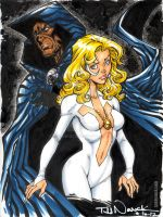 Cloak and Dagger by ToddNauck