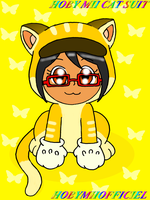 HOBY MII CAT SUIT by HOBYMIITHETACTICIAN