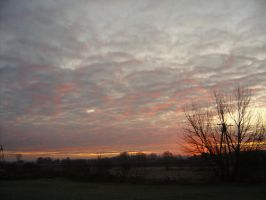 Sunrise- 26 Dec by angelines