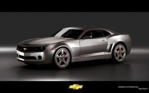 Chevrolet Camaro by RayTrace77