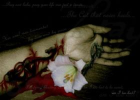 The Hand Of Sorrow by AppleGrayWolf