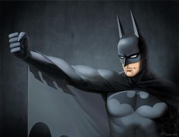 Batman by LoneOld
