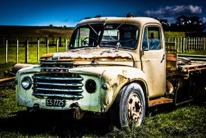 Abandoned Truck 4 by PauloHod
