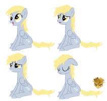 ''Unnamed Gray Pegasus'' Comic Vectors by Pirill-Poveniy