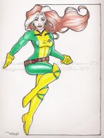 Fly High Rogue-Colored by Venikins