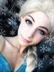 The cold never bothered me anyway ... -Elsa. by AriErurikku