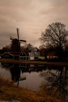 Windmill by KzoneDD