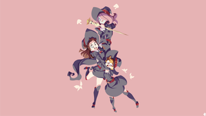 Little Witch Academia by noerulb