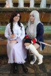 A Moment's Peace by JadeKat-Cosplay