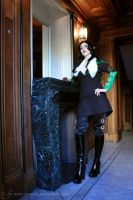 Lady Loki Cos 02 by LadyDeadPooly