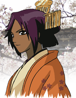 Yoruichi for Mifang by Japanfanzz
