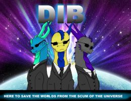 DIB: here to protect by Dragon-of-Faith