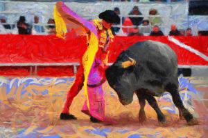 Tauromaquia by Theophobus