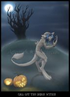 Monsters Ball: Pumpkinhead by bluefreak