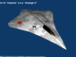 Ye-10 Posshet by Stealthflanker
