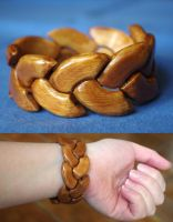 Braid bracelet by mossy-tree