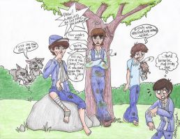 Beatles - The Filth of the War by TheAbbeyRoadie