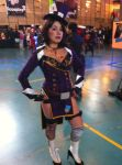 Moxxi from Borderlands 2 (Ficosplay Chile 2014) by marvincmf