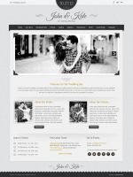 Joomla Wedding and Marriage Template Theme by webunderdog