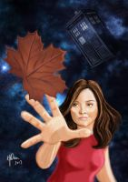 Doctor Who Contest: Clara, The Impossible Girl by Bella-Anima