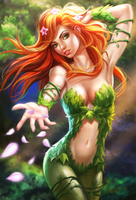poison ivy by ckimart