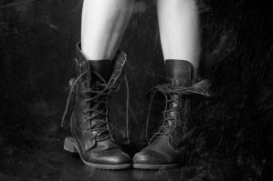 BOOTS by Blue-anchor-photo
