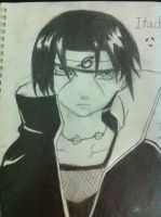 Itachi by thiphobia
