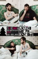 Round Table Knights by vectorscum