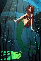 Ariel by musicmermaid