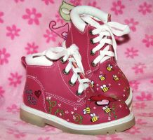Baby Boots by ChumpShoes
