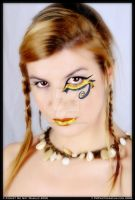 Lydia - Eye of Horus 02 by Forgetmenotgirl
